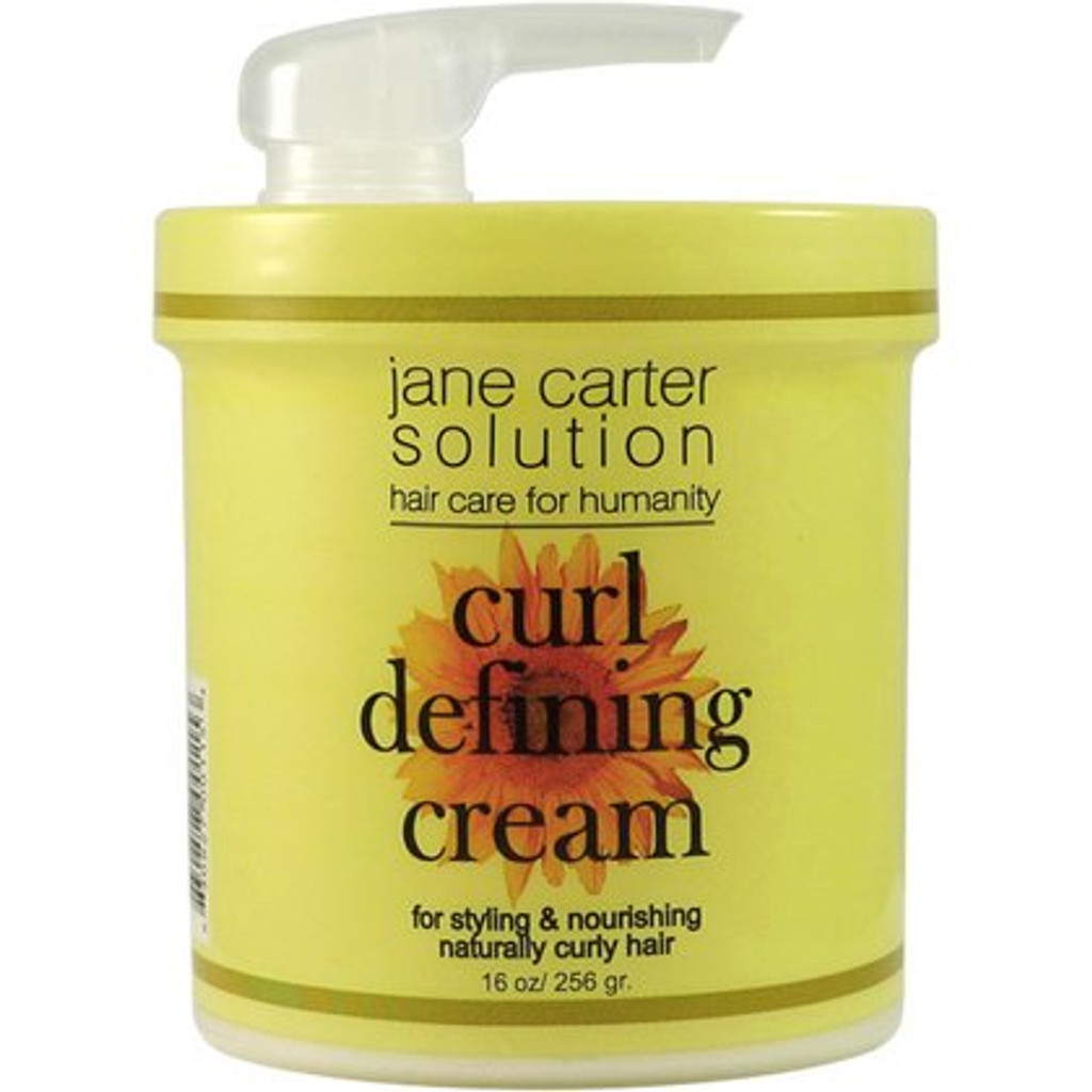 Jane Carter Solution Curl Defining Cream (16 oz.)