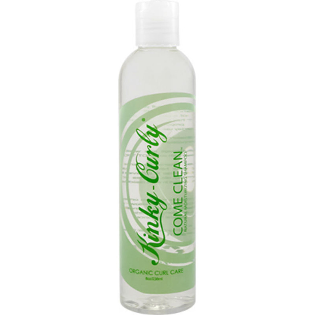 Kinky-Curly Come Clean Moisturizing Shampoo (8 oz.)