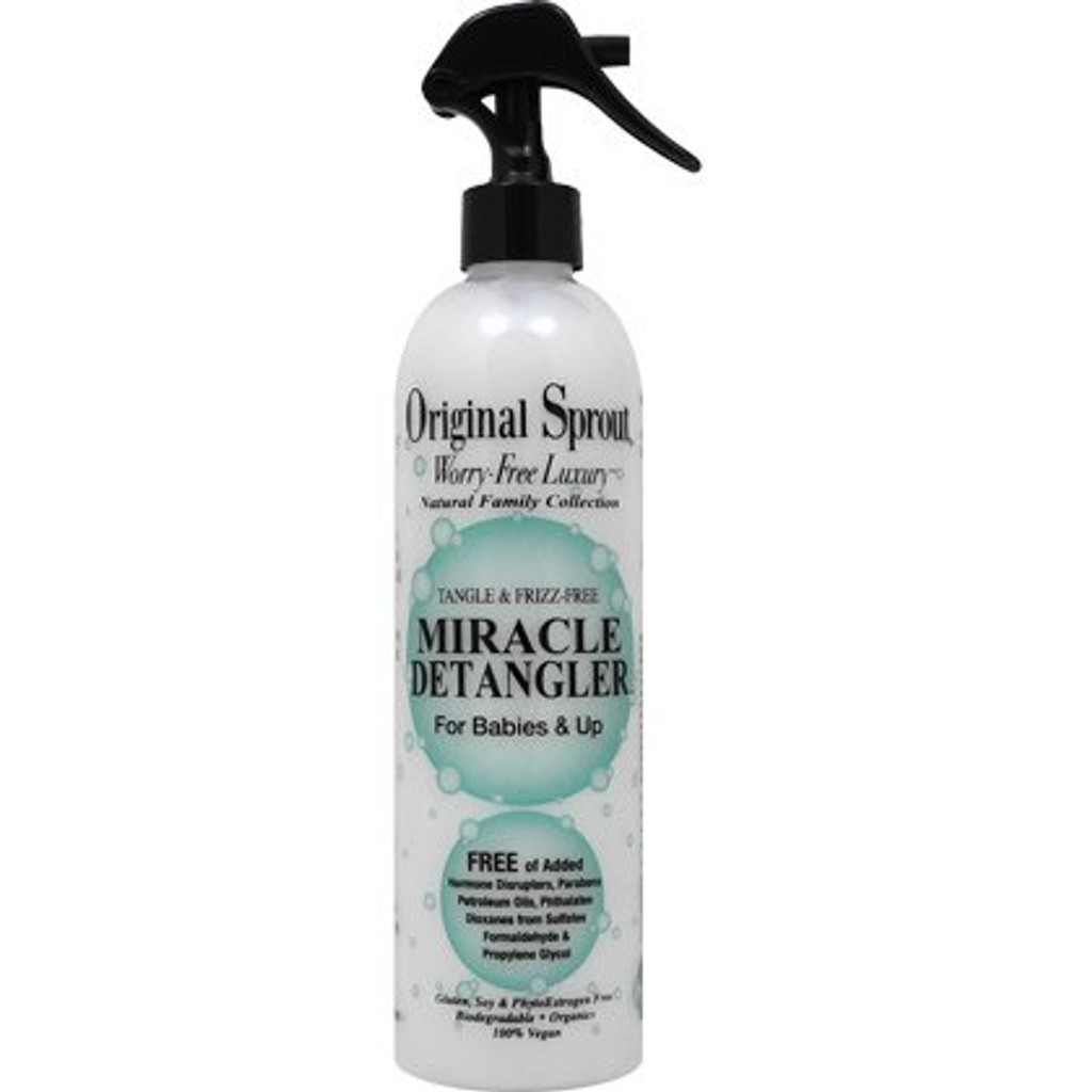 Review: Original Sprout Miracle Detangler (12 oz.)