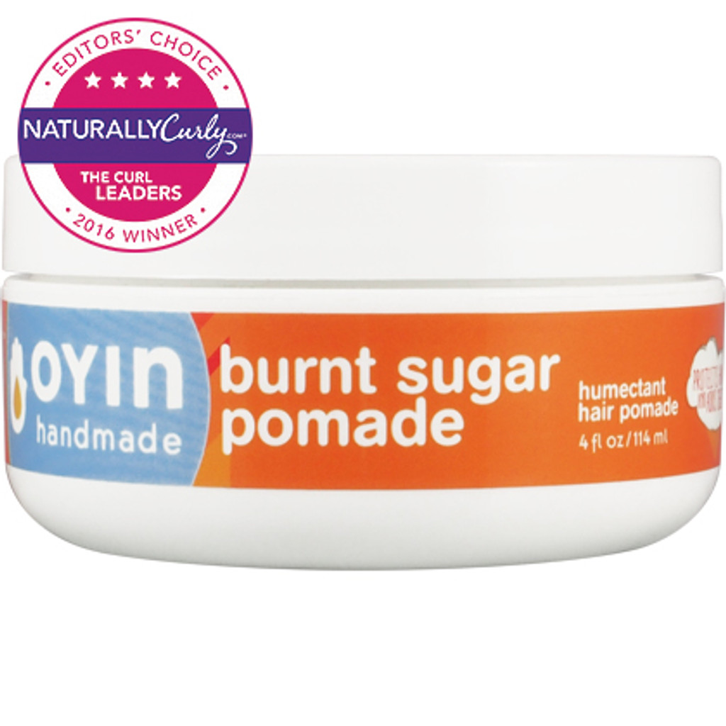 Oyin Handmade Burnt Sugar Pomade (4 oz.)
