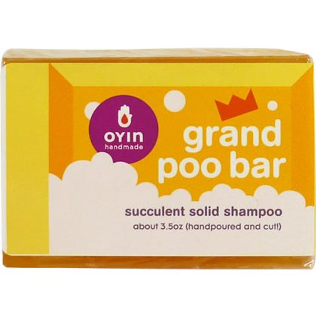 Review: Oyin Handmade Grand Poo Bar (3.5 oz.)