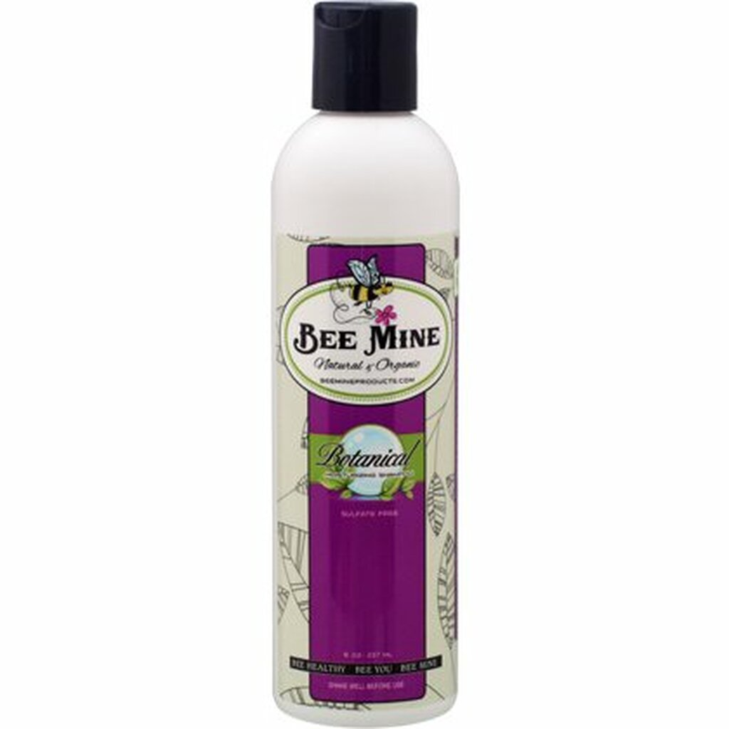 Bee Mine Botanical Moisturizing Shampoo (8 oz.)