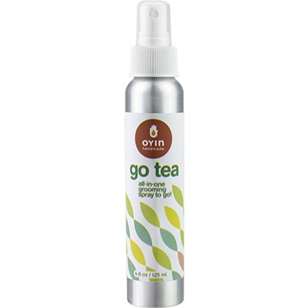 Review: Oyin Handmade Go Tea Grooming Spray (4 oz.)