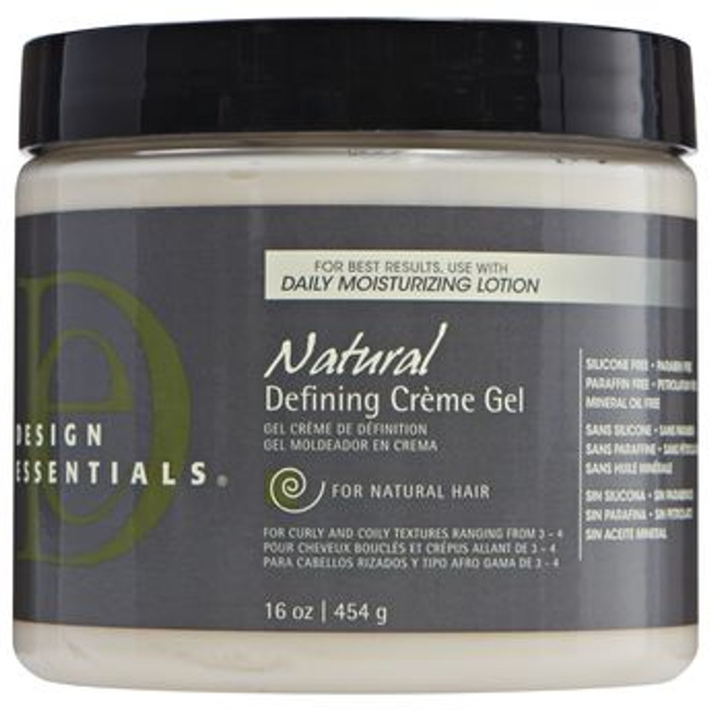 Design Essentials Natural Defining Creme Gel (16 oz.)