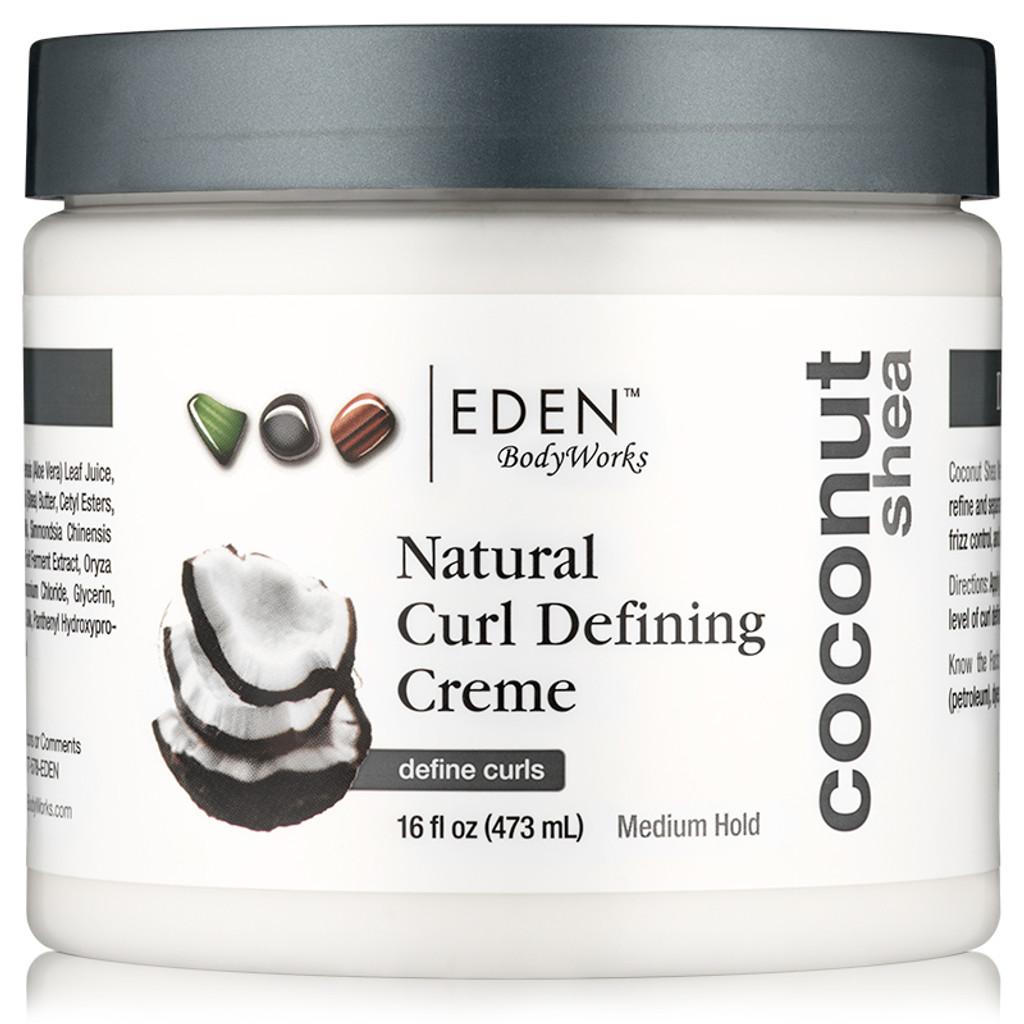 EDEN BodyWorks Coconut Shea Curl Defining Creme (16 oz.)