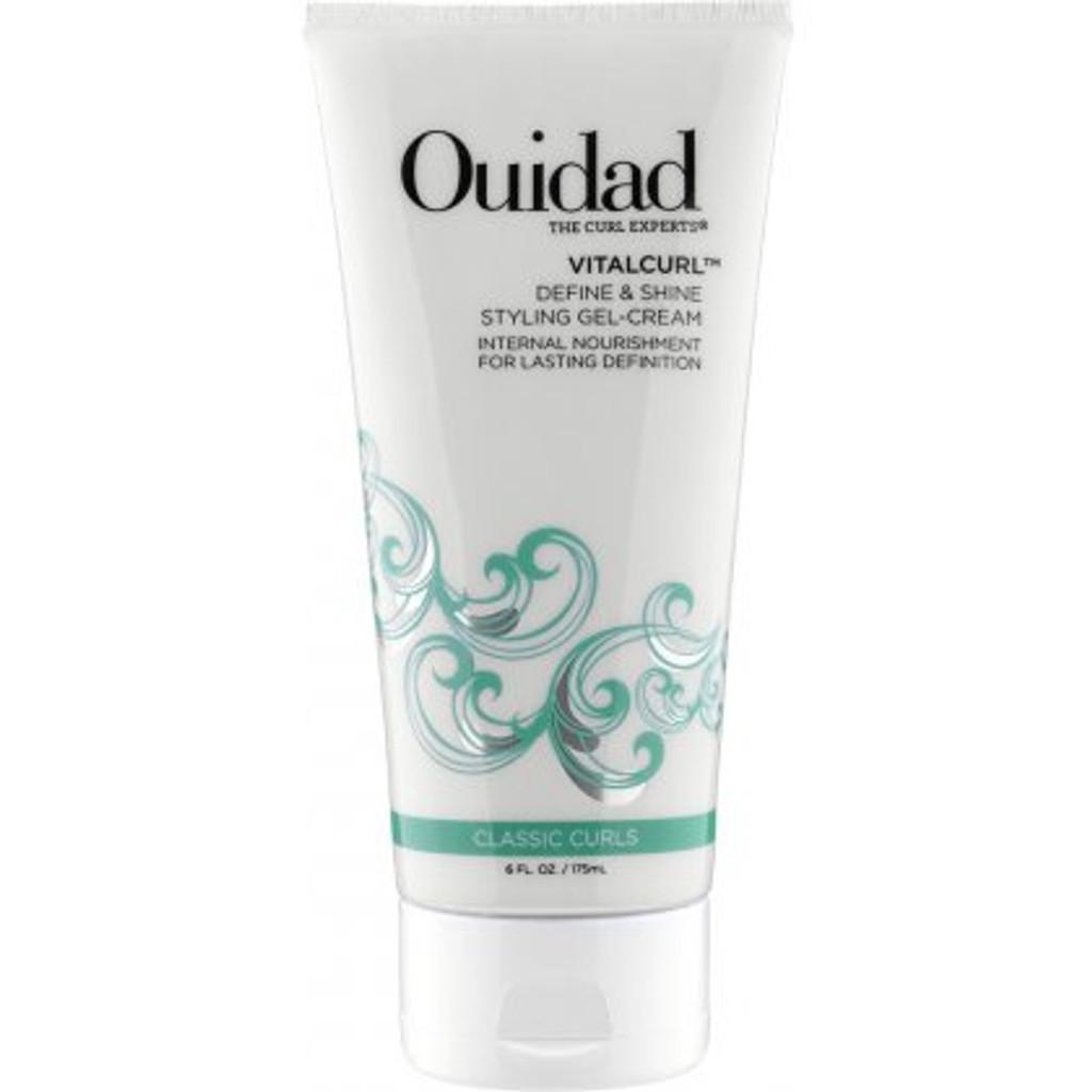 Ouidad Vitalcurl Define & Shine Styling Gel-Cream (6 oz.)