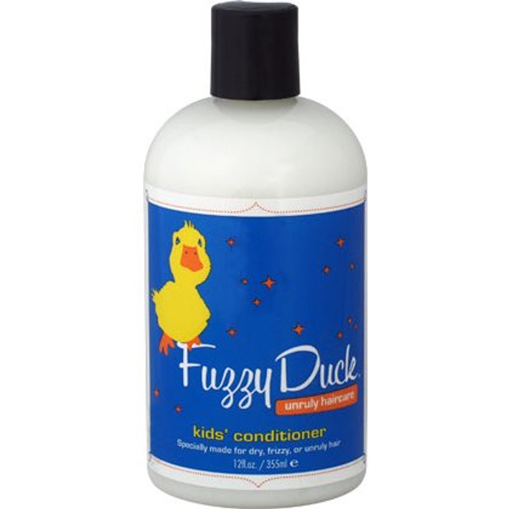 Review: Fuzzy Duck Kids' Conditioner (12 oz.)