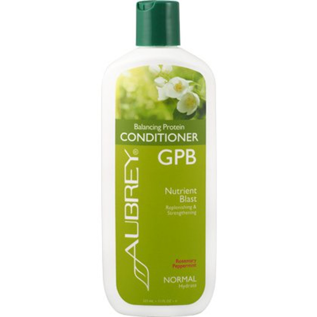 Review: Aubrey Organics GPB Balancing Protein Conditioner - Rosemary Peppermint (11 oz.)
