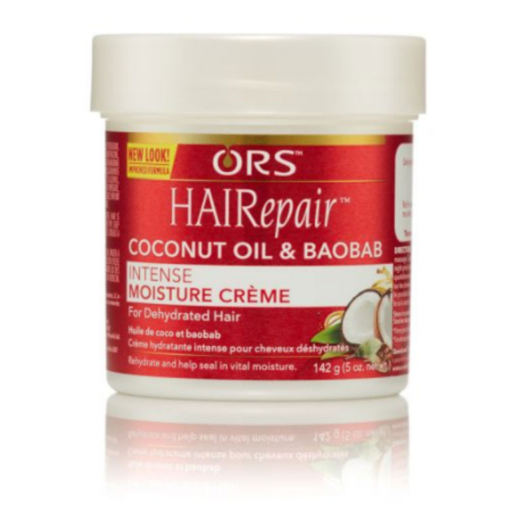 ORS HAIRepair Coconut Oil & Baobab Intense Moisture Creme (5 oz.)