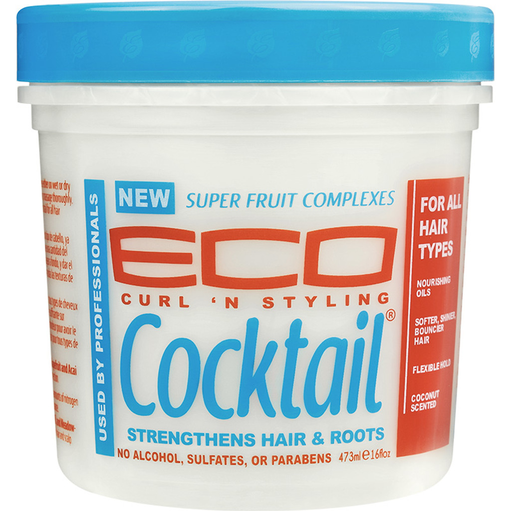 Ecoco Eco Curl 'N Styling Cocktail (16 oz.)