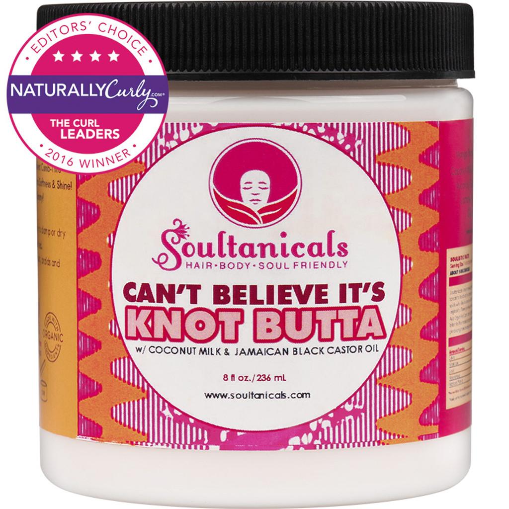 Soultanicals Can't Believe It's Knot Butta (8 oz.)
