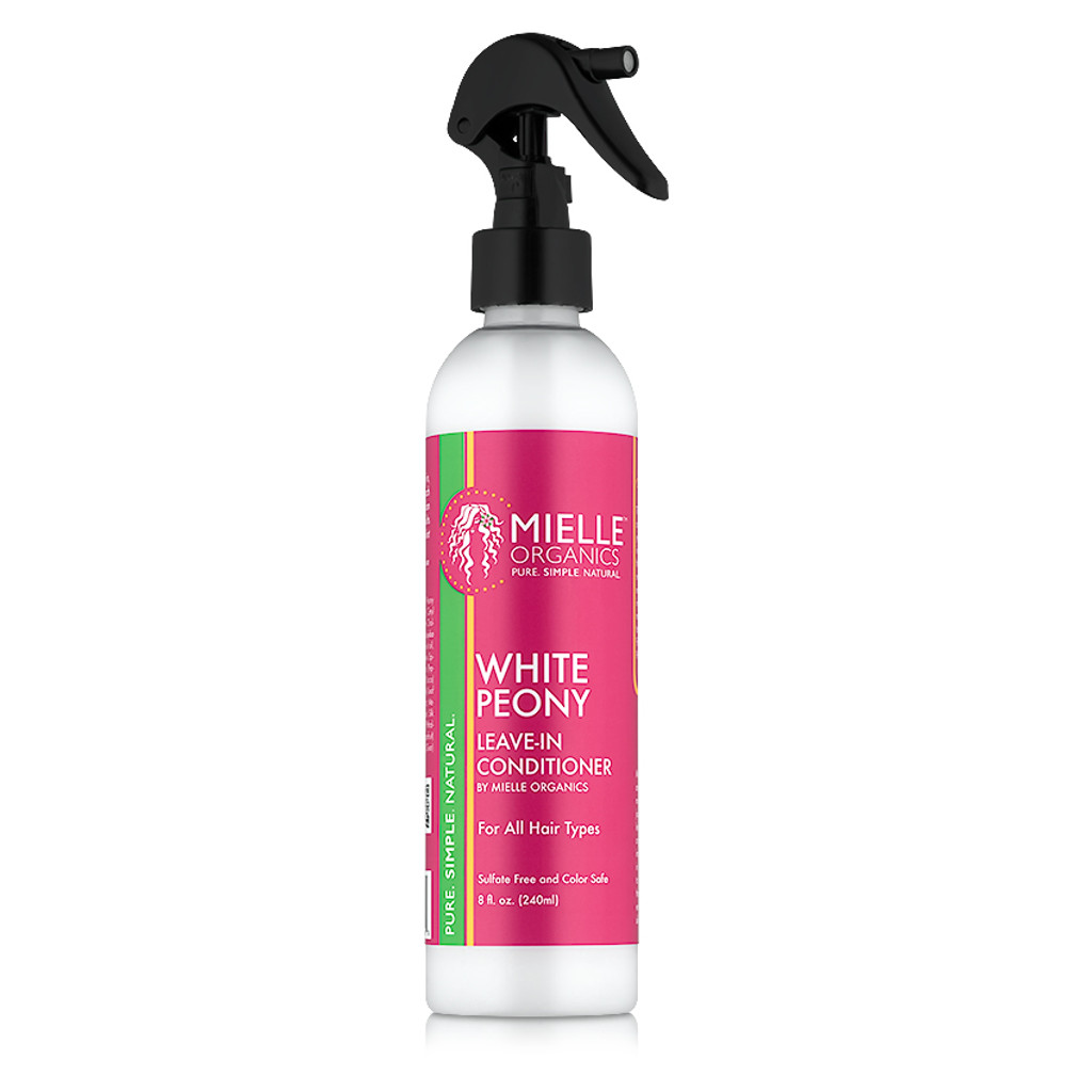 Mielle Organics White Peony Leave In Conditioner 8 Oz