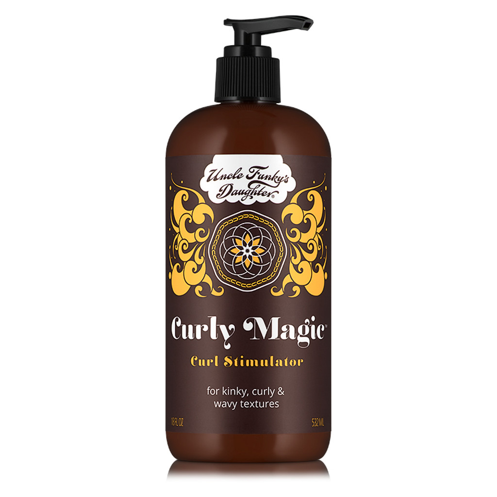 Uncle Funky's Daughter Curly Magic Curl Stimulator (18 oz.)