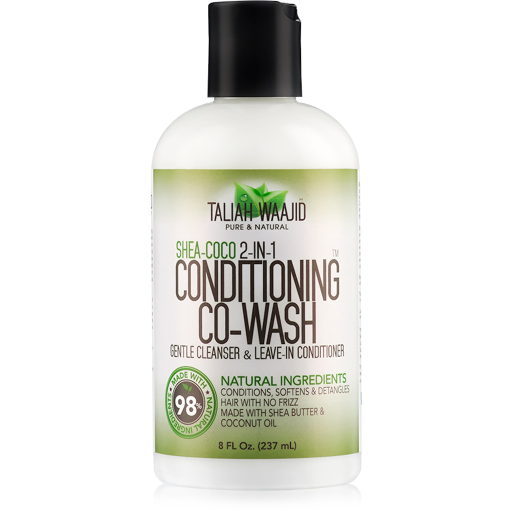 Taliah Waajid Shea-Coco 2-In-1 Conditioning Co-Wash (8 oz.)