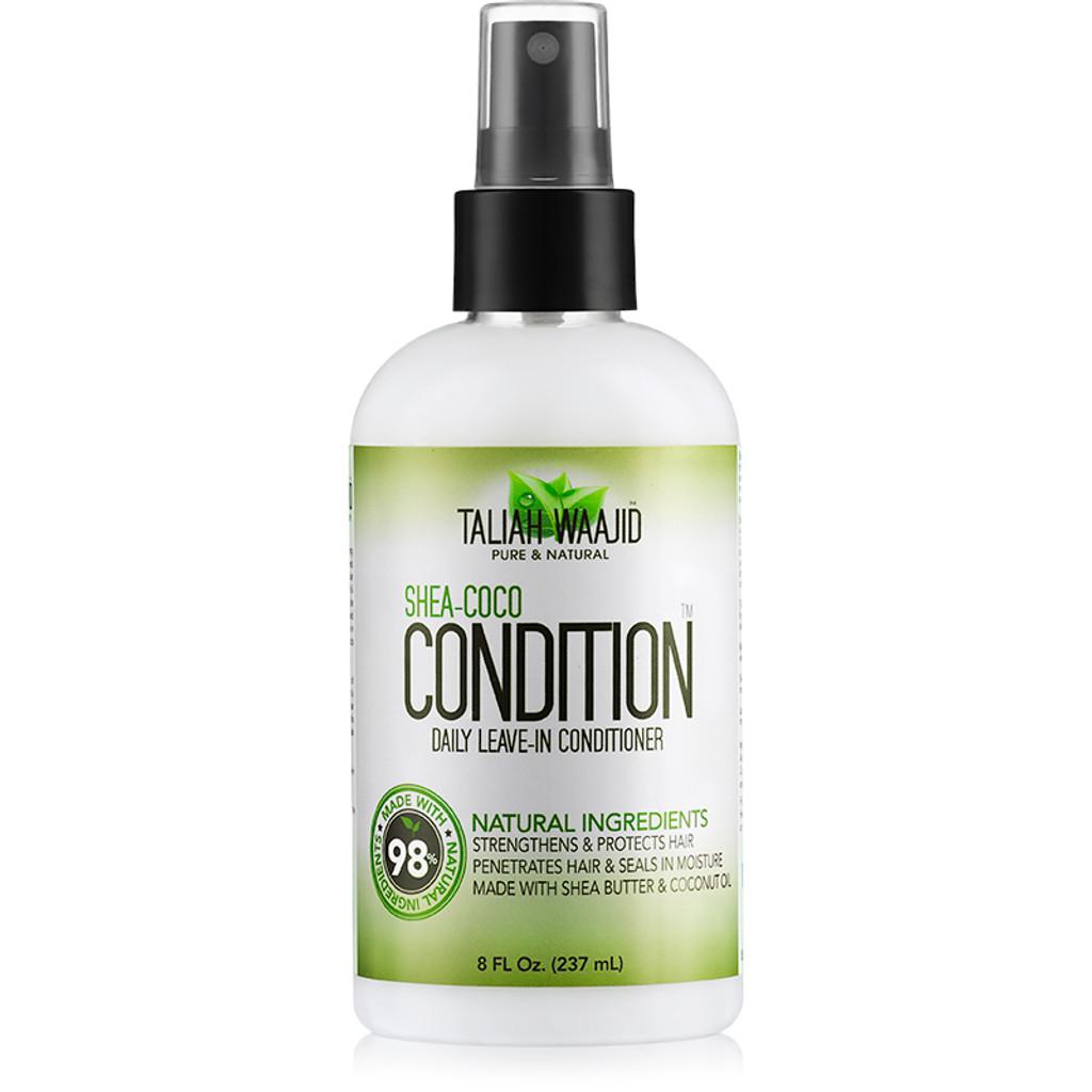 Taliah Waajid Shea-Coco Condition Daily Leave-in Conditioner Spray (8 oz.)