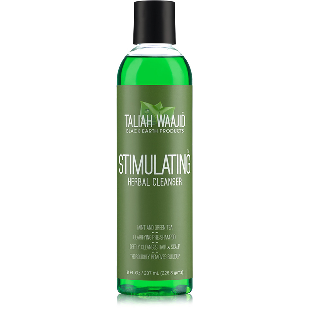 Taliah Waajid Black Earth Products Stimulating Herbal Cleanser (8 oz.)