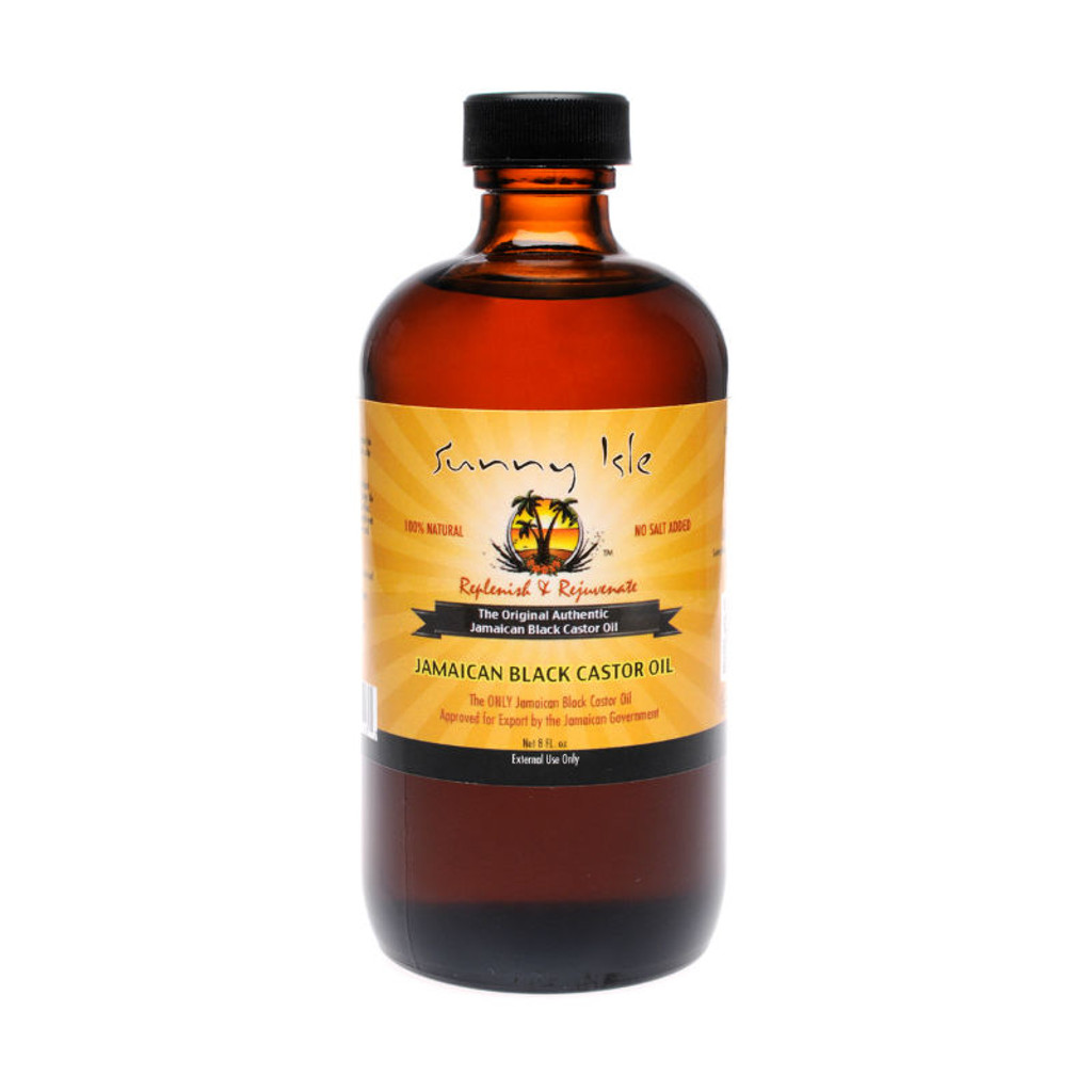 sunny isle jamaican black castor oil 8 oz naturallycurly. Black Bedroom Furniture Sets. Home Design Ideas