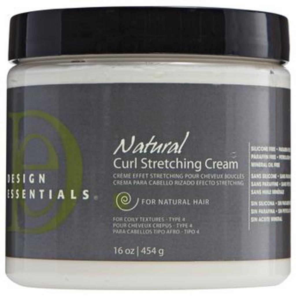 Design Essentials Natural Curl Stretching Cream (16 oz.)