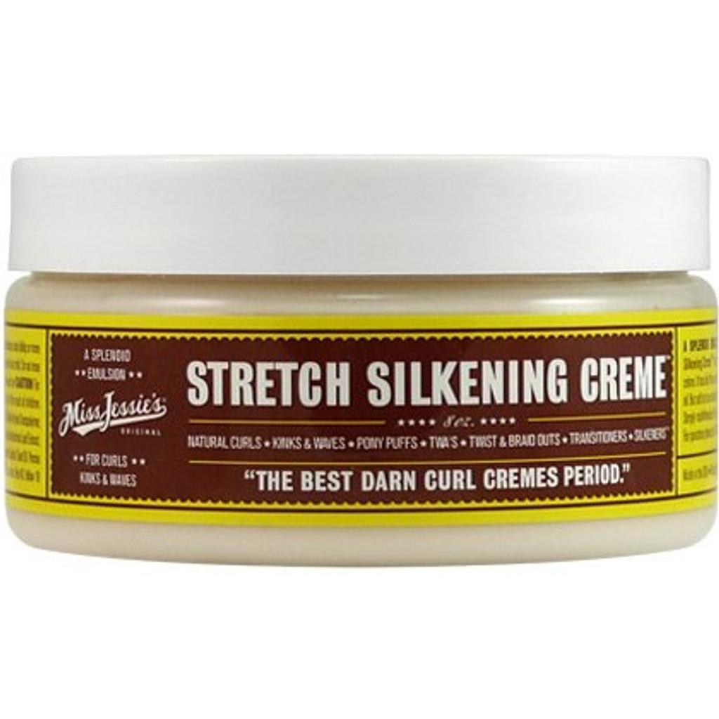 Review: Miss Jessie's Stretch Silkening Creme (8 oz.)