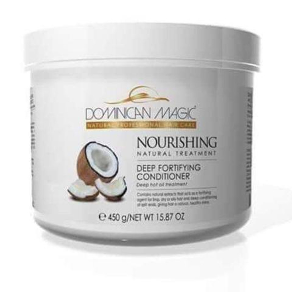 Dominican Magic Deep Fortifying Conditioner (16 oz.)