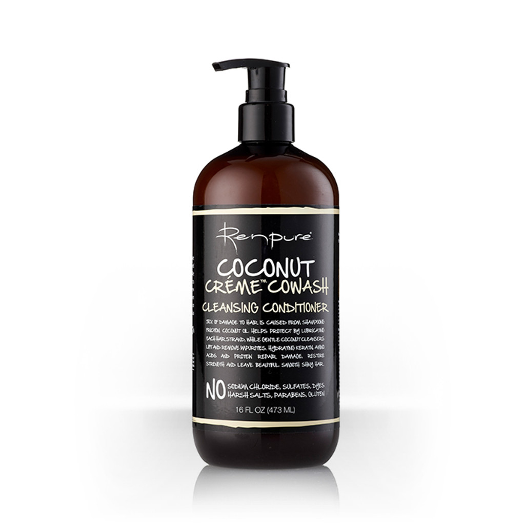 Renpure Coconut Creme CoWash Cleansing Creme Conditioner (16 oz.)