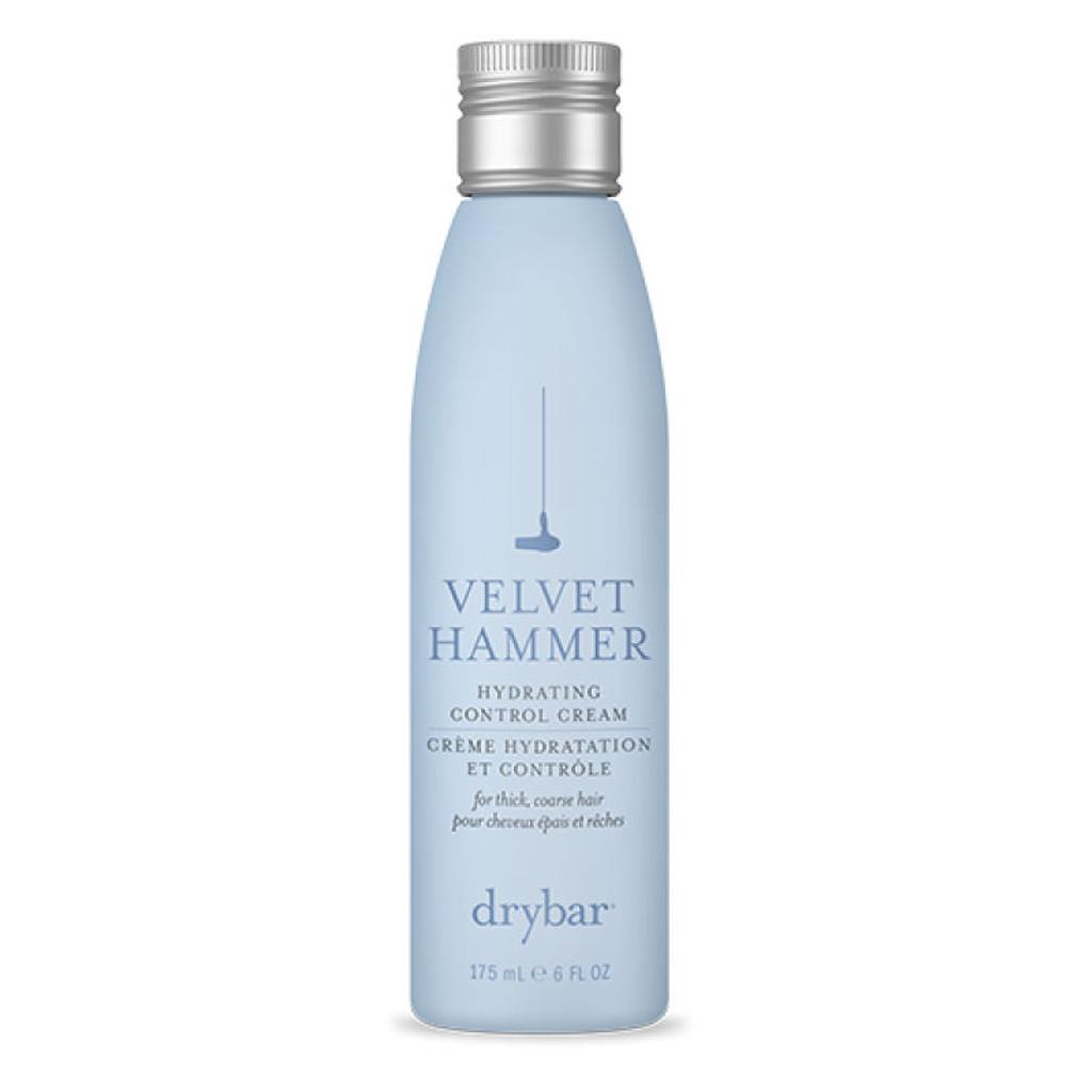 Review Drybar Velvet Hammer Hydrating Control Cream 6 Oz