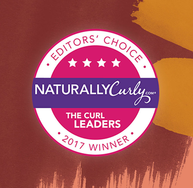 NaturallyCurly 2017 Editors' Choice Awards