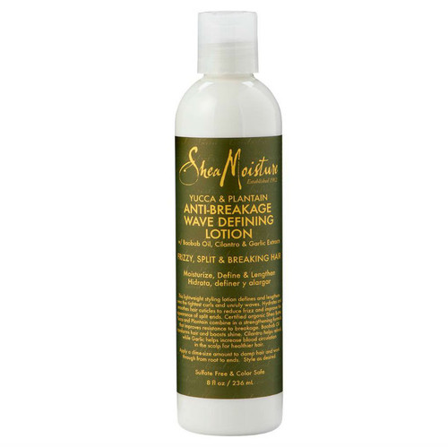 Review: SheaMoisture Yucca & Plantain Wave Defining Lotion (8 oz.)