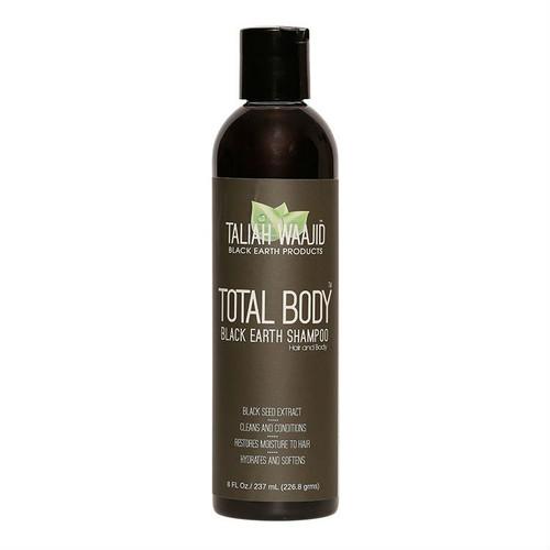 Review: Taliah Waajid Total Body Black Earth Shampoo (8 oz.)