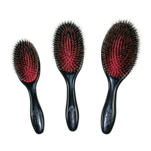 Review: Denman Nylon & Natural Bristle Grooming Brushes