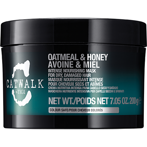 Review: TIGI Catwalk Oatmeal & Honey Intense Nourishing Mask (7.05 oz.)