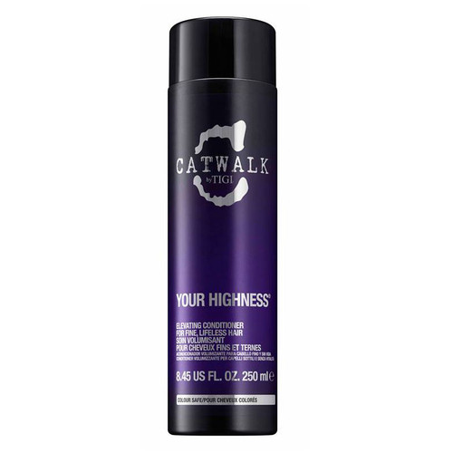 Review: TIGI Catwalk Your Highness Elevating Conditioner (8.45 oz.)