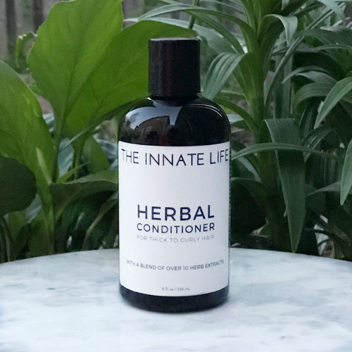 Review: The Innate Life Herbal Conditioner (8 oz.)