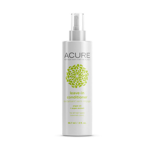 Review: Acure Leave-in Conditioner (3 oz.)
