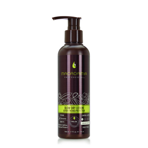 Macadamia Professional Blow Dry Lotion (6.7 oz.)