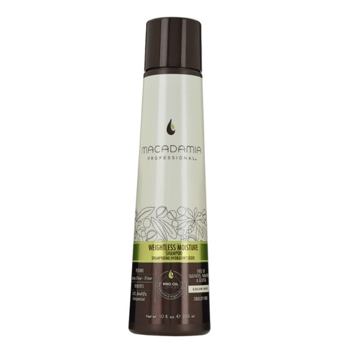 Macadamia Professional Weightless Moisture Shampoo (10 oz.)