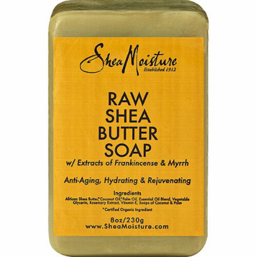 SheaMoisture Raw Shea Butter Soap Bar (8 oz.)