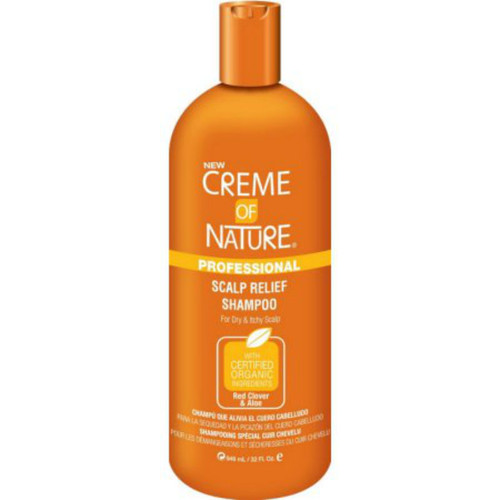 Creme of Nature Professional Scalp Relief Shampoo (32 oz.)