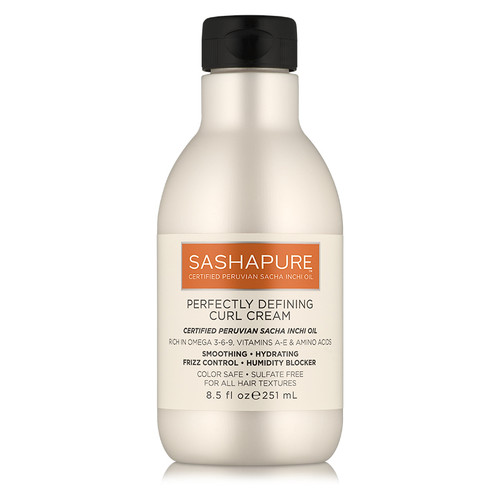 Sashapure Perfectly Defining Curl Cream (8.5 oz.)
