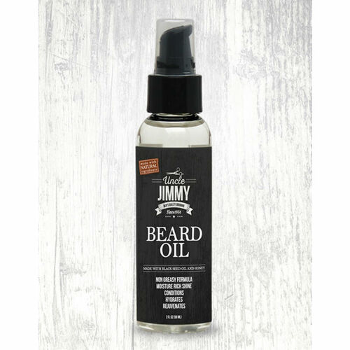 Uncle Jimmy Beard Oil (2 oz.)