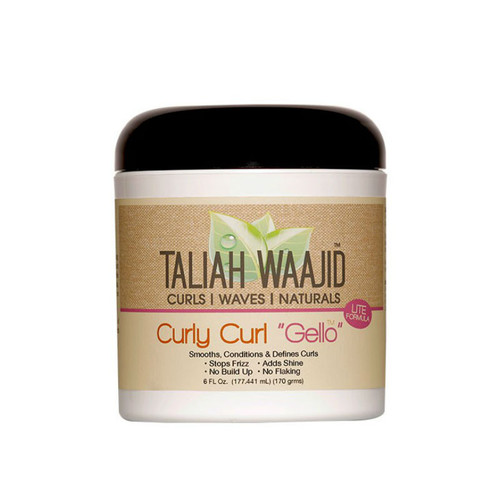 Taliah Waajid Curls, Waves, & Naturals Curly Curl Gello (6 oz.)