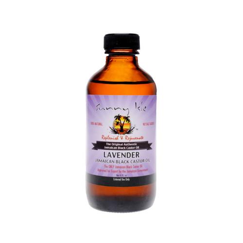 Sunny Isle Lavender Jamaican Black Castor Oil (4 oz.)