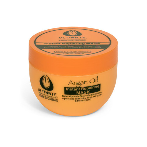 ULTIMATE Moroccan Argan Oil Instant Repairing Mask (8.4 oz.)