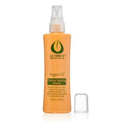 ULTIMATE Moroccan Argan Oil Cuticle Sealing Spray (3.4 oz.)
