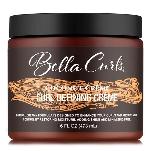 Bella Curls Coconut Creme Curl Defining Creme (16 oz.)