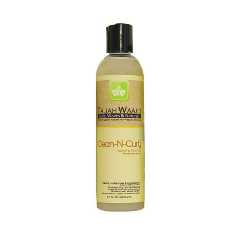 Taliah Waajid Curls, Waves, & Naturals Clean-N-Curly Hydrating Shampoo (8 oz.)