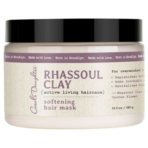 Carol's Daughter Rhassoul Clay Softening Hair Mask (12 oz.)