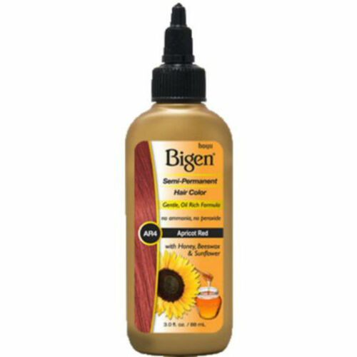 Bigen AR4 Apricot Red Semi-Perm Hair Color (3 oz.)