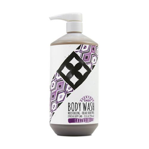 Everyday Shea Body Wash - Lavender (32 oz.)