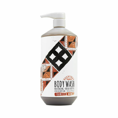 Everyday Shea Body Wash - Vanilla Mint (32 oz.)
